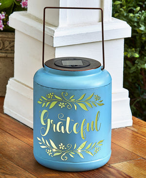 Solar Sentiment Spring Lanterns