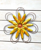 Garden Flower Wall Art