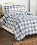 Farmhouse Check Bedding Coordinates