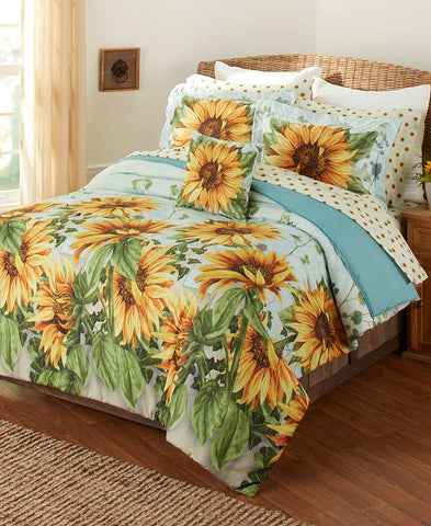 Sunflower Bedroom Ensemble