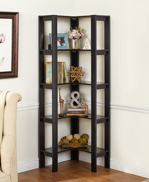 L-Shaped Corner Storage Shelving Units