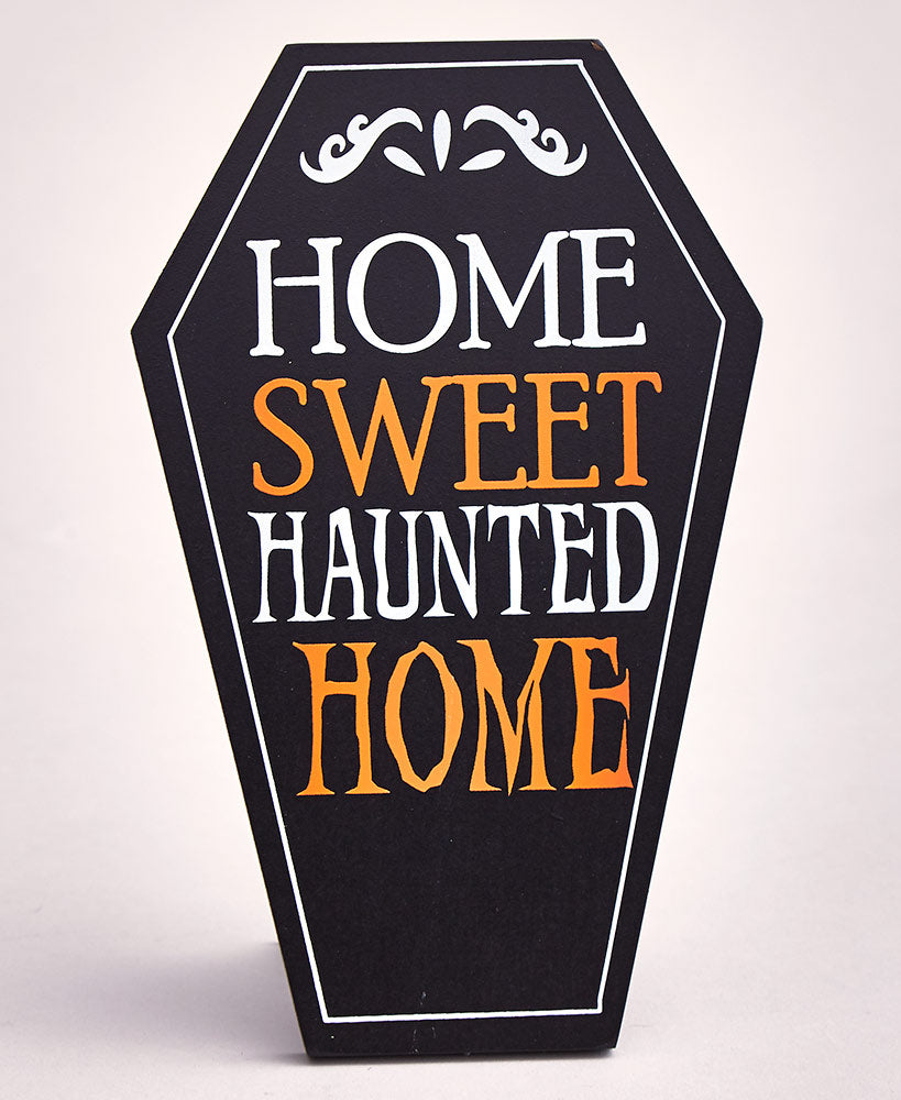 Halloween Tabletop Plaques