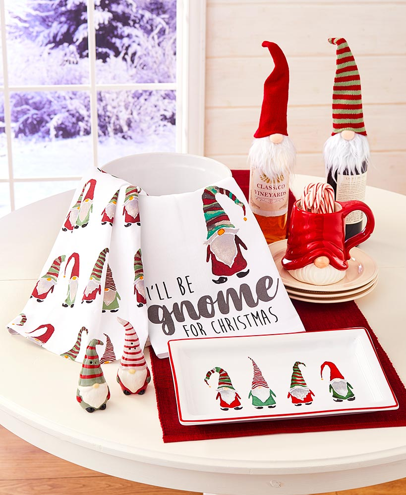 I'll Be Gnome for Christmas Collection