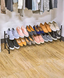 2-Tier Expandable Shoe Racks
