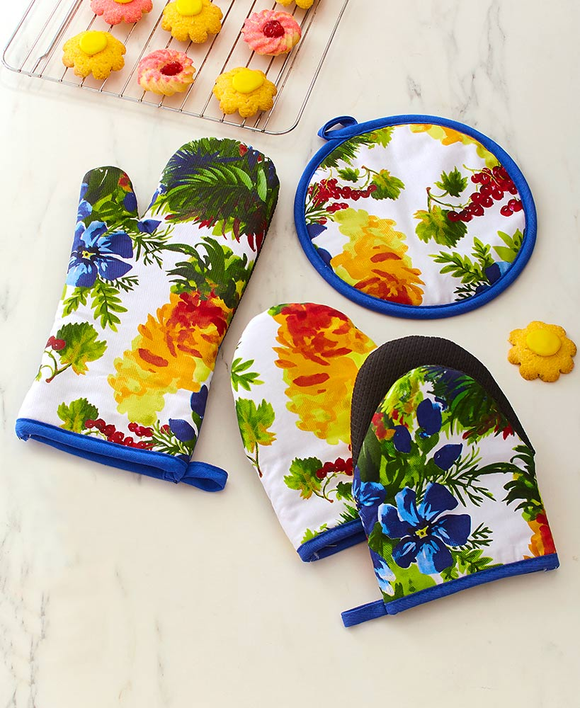 Floral Kitchen Essentials
