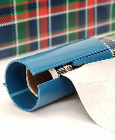 Easy Slide Gift Wrap Cutter