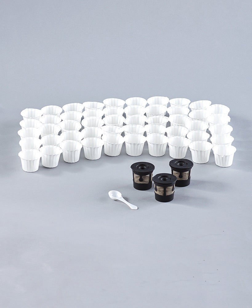 Reusable Coffee Pods and Filters