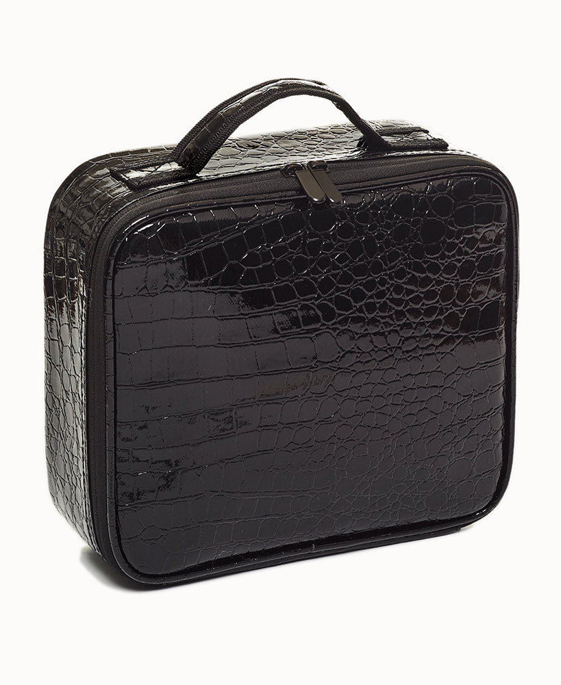 Travel Organizer Case with Adjustable Dividers