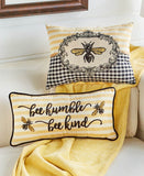 Bee Accent Pillows