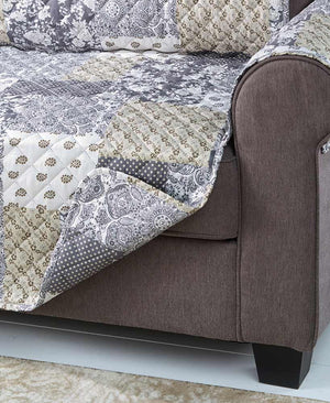 Quilted Furniture Covers or Accent Pillows