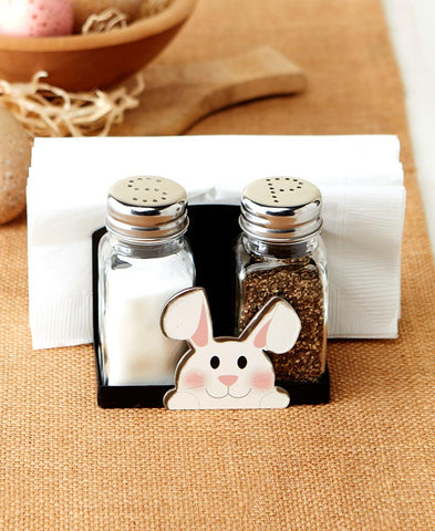 Interchangeable Salt and Pepper Set