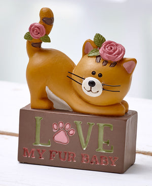 Furry Friend Figurines
