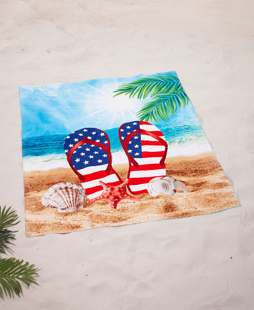 "54"" x 68"" Oversized Beach Towels"