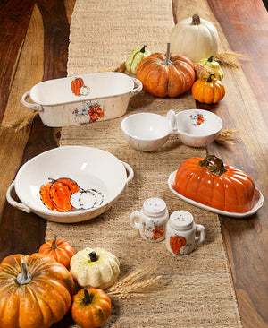 Harvest Pumpkin Tabletop Collection
