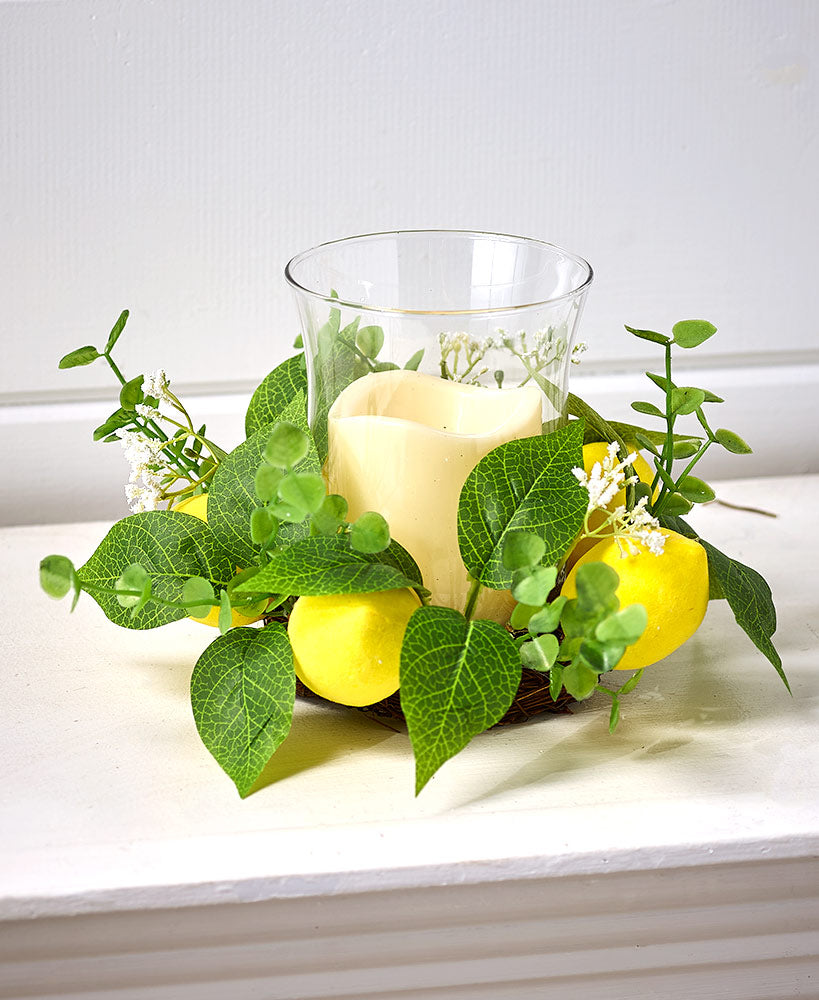 Farm Fresh Lemon Decor Collection
