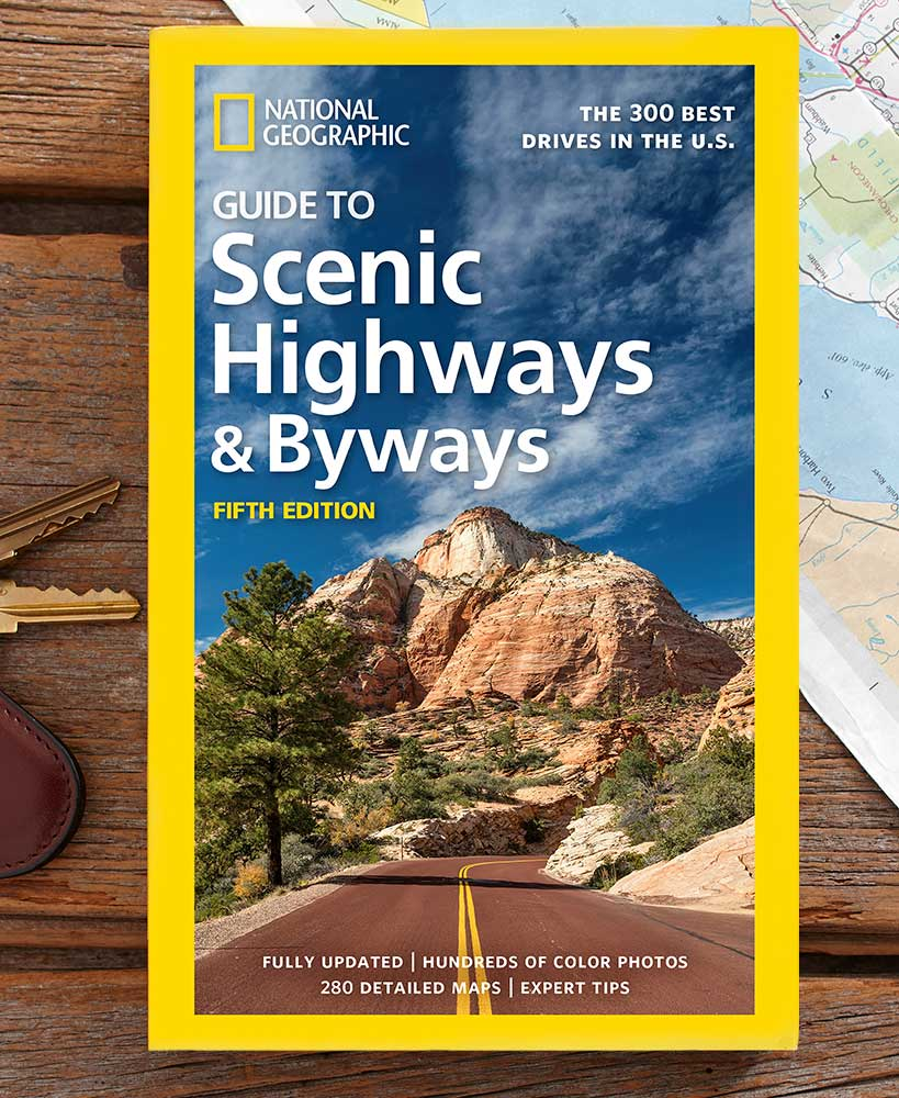 Scenic Travel Books