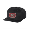 Old School TG Hat - Black