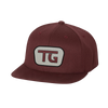 Old School TG Hat - Maroon