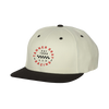 Tanner Gray Racing Snapback Hat