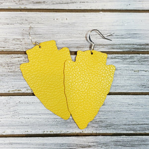 Yellow Arrowheads