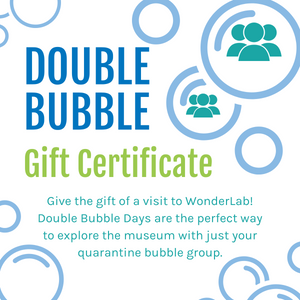 Double Bubble Gift Certificate