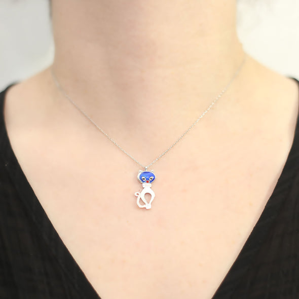 blue-head-purr-meow-silver-cat-necklace-1