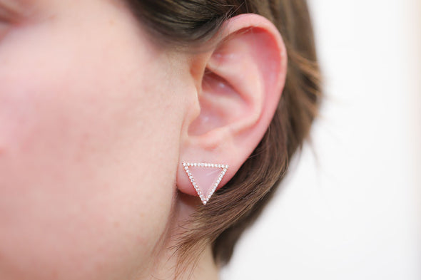 lemonade-pink-triangle-rose-gold-plated-silver-earrings-mood-indicators-1