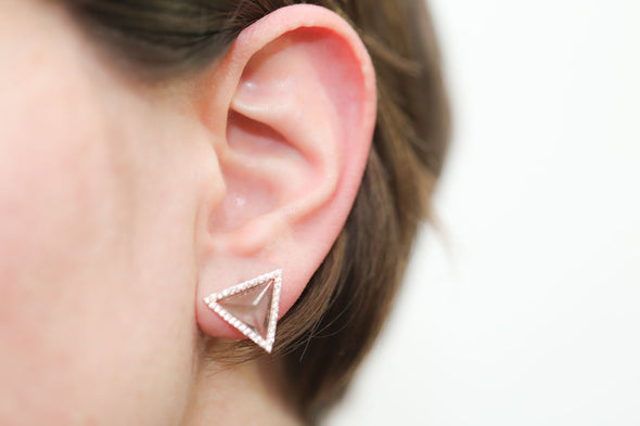 refreshing-mint-triangle-rose-gold-plated-silver-earrings-mood-indicators-1