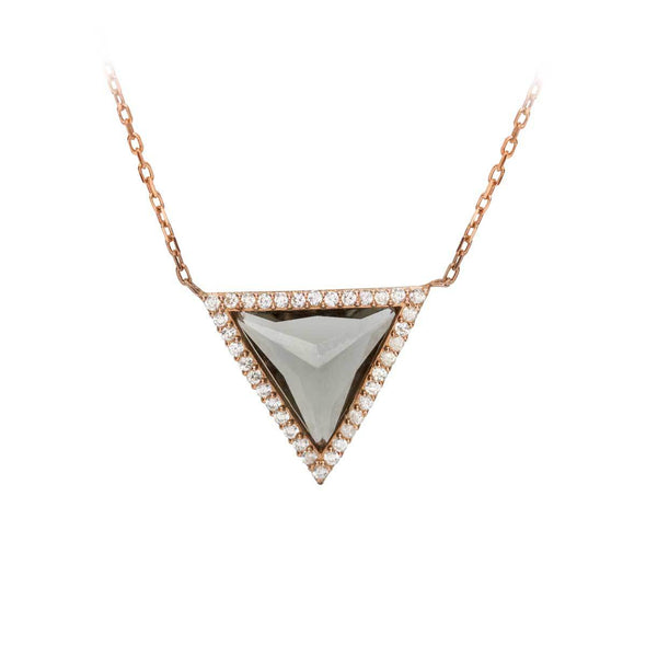 maslow-s-pyramid-of-needs-rose-gold-plated-mint-green-silver-necklace