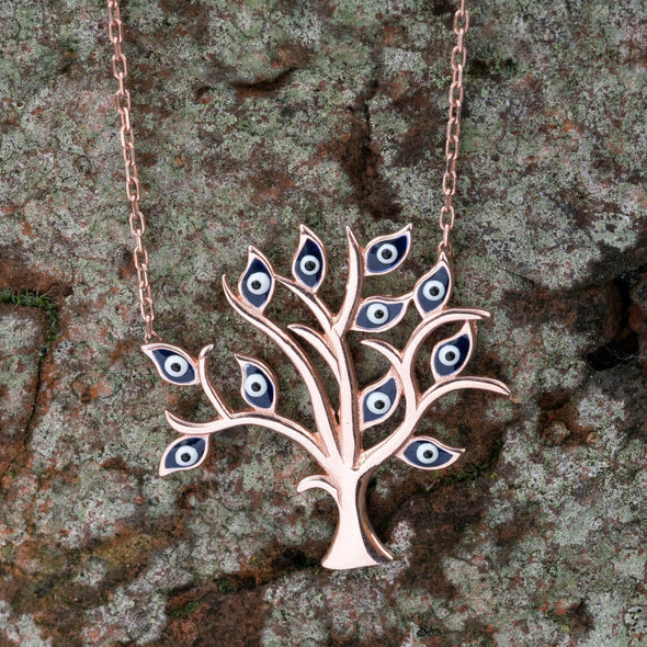 all-blue-eyes-on-me-rose-gold-plated-silver-necklace-3