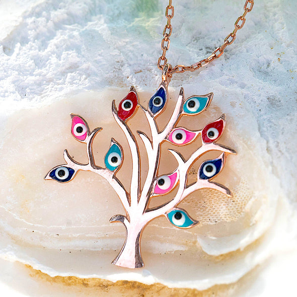 all-eyes-on-me-rose-gold-plated-silver-necklace-2
