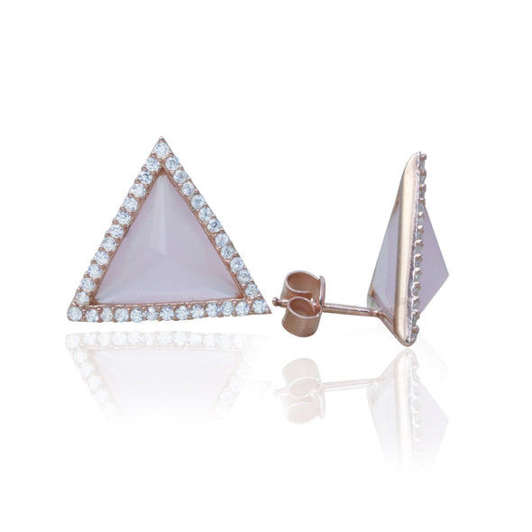 lemonade-pink-triangle-rose-gold-plated-silver-earrings-mood-indicators