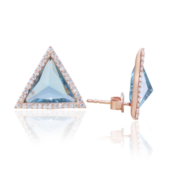 sky-blue-triangle-rose-gold-plated-silver-earrings-mood-indicators