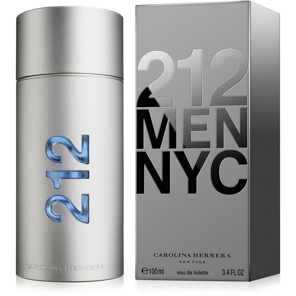212 Men NYC by Carolina Herrera - PALETTE Fragrances & Cosmetics