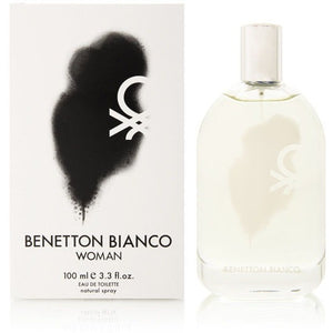 Benetton Bianco by Benetton for women - PALETTE Fragrances & Cosmetics