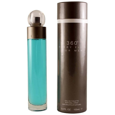 360 by Perry Ellis for men - PALETTE Fragrances & Cosmetics