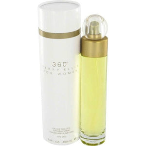 360 by Perry Ellis for women - PALETTE Fragrances & Cosmetics