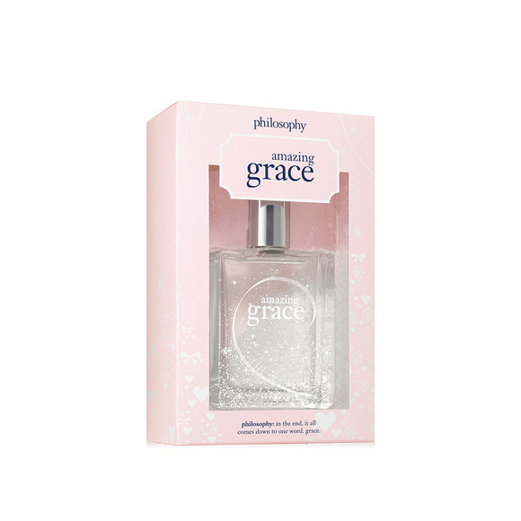 philosophy amazing grace snow globe edt holiday 2017 - PALETTE Fragrances & Cosmetics