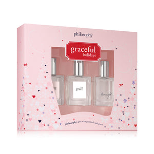 Graceful Journeys Holiday 2017 set by Philosophy