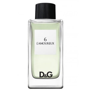 6 L'Amoureux by Dolce & Gabbana for men & women - PALETTE Fragrances & Cosmetics