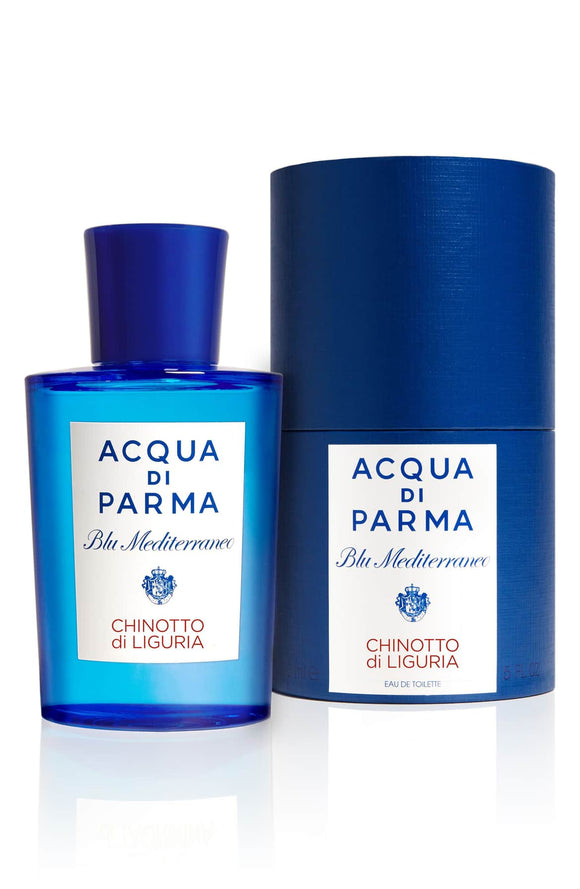 Acqua di Parma Blue Mediterraneo Chinotto di Liguria for men and women - PALETTE Fragrances & Cosmetics