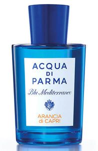 Acqua Di Parma Blue Mediterraneo Arancia de Capri for men and women - PALETTE Fragrances & Cosmetics