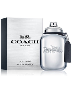 Coach Platinum by Coach for men - PALETTE Fragrances & Cosmetics