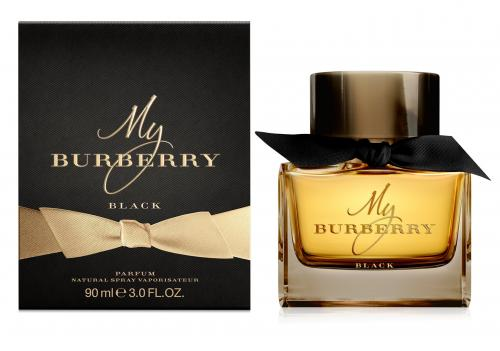 My Burberry BLACK