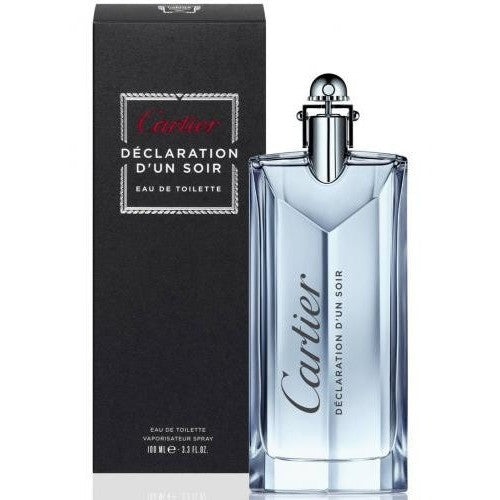 Déclaration d'un Soir by Cartier for men - PALETTE Fragrances & Cosmetics