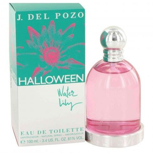 Halloween Water Lily by Jesus Del Pozo for women - PALETTE Fragrances & Cosmetics