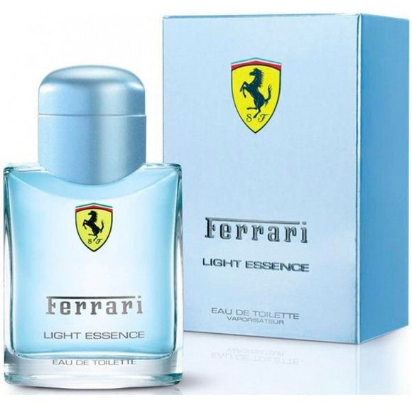 Light Essence by Ferrari for men - PALETTE Fragrances & Cosmetics