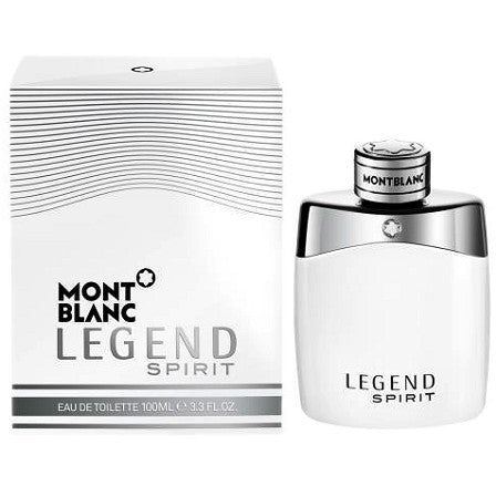 Legend Spirit by Mont Blanc for men - PALETTE Fragrances & Cosmetics