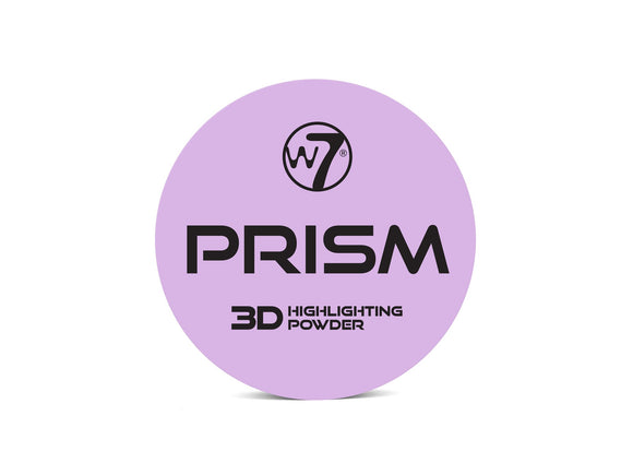 W7 Prism 3D Highlighting Powder - PALETTE Fragrances & Cosmetics