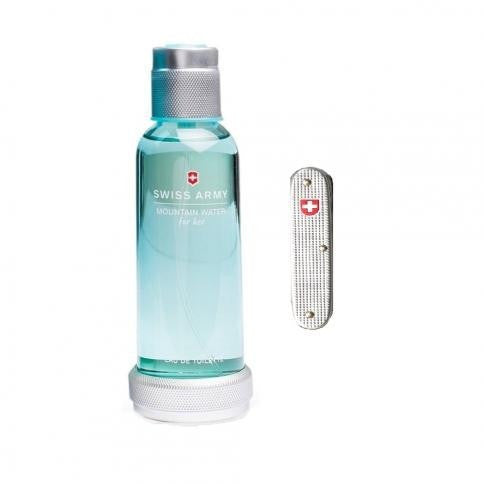 Mountain Water by Swiss Army for women - PALETTE Fragrances & Cosmetics